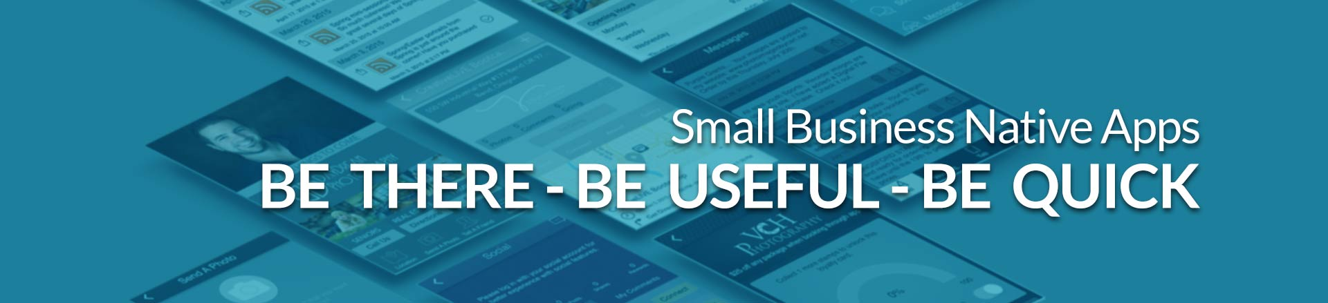 native apps for small businesses